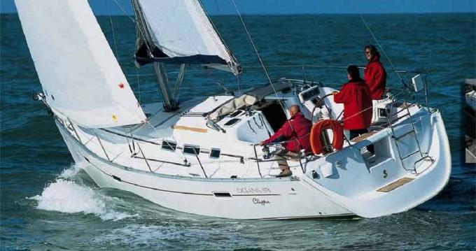Location bateau Bénéteau Oceanis 373 à Cagliari sur Samboat