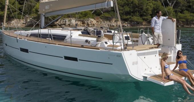Location bateau Cagliari pas cher Dufour 460 Grand Large