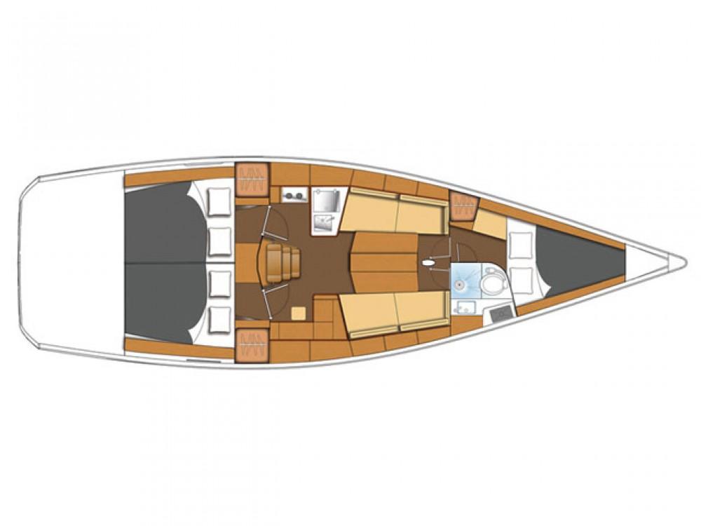 Location bateau Nettuno pas cher First 36.7