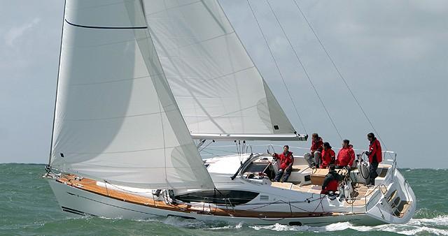 Jeanneau Sun Odyssey 45 entre particuliers et professionnel à Nettuno