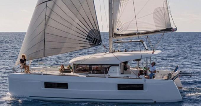 Location yacht à Santa Eulària des Riu - Lagoon Lagoon 40 sur SamBoat