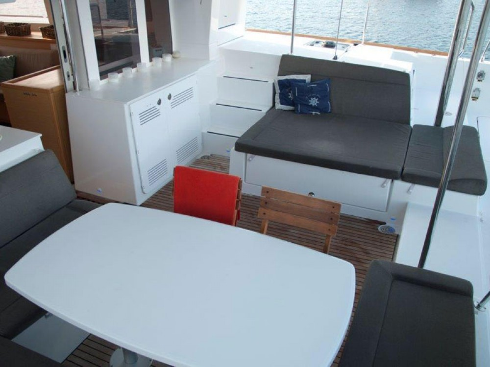 Location Catamaran à Sant Antoni de Portmany - Lagoon Lagoon 450  Flybridge