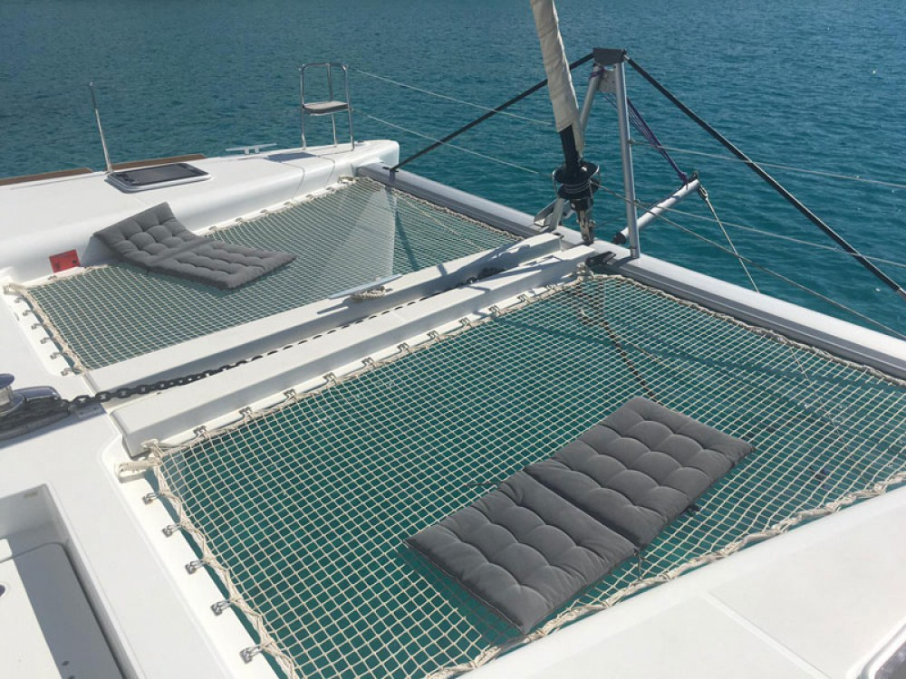 Location yacht à Sant Antoni de Portmany - Lagoon Lagoon 450  Flybridge sur SamBoat