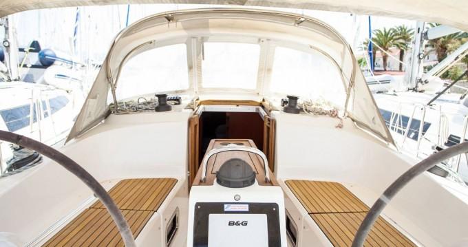 Location bateau Trogir pas cher Cruiser 37