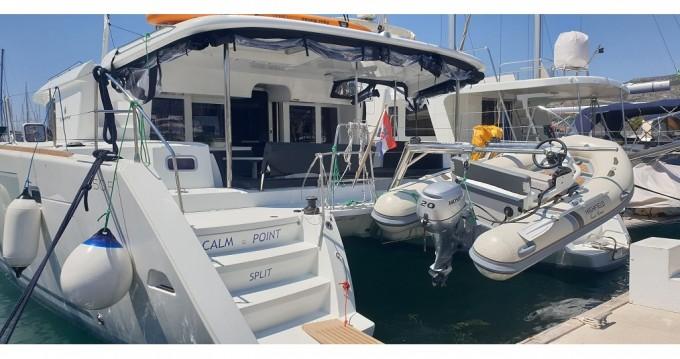 Lagoon Lagoon 450 F entre particuliers et professionnel à Dubrovnik