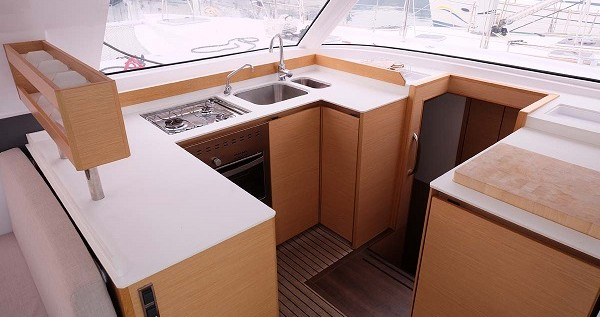 Location yacht à Trogir - Nautitech Nautitech Open 40 sur SamBoat