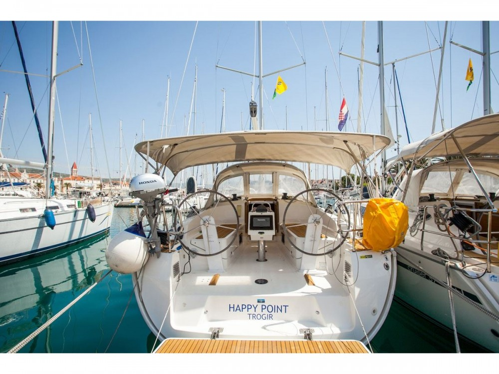 Location bateau ACI Marina Dubrovnik pas cher Bavaria Cruiser 37