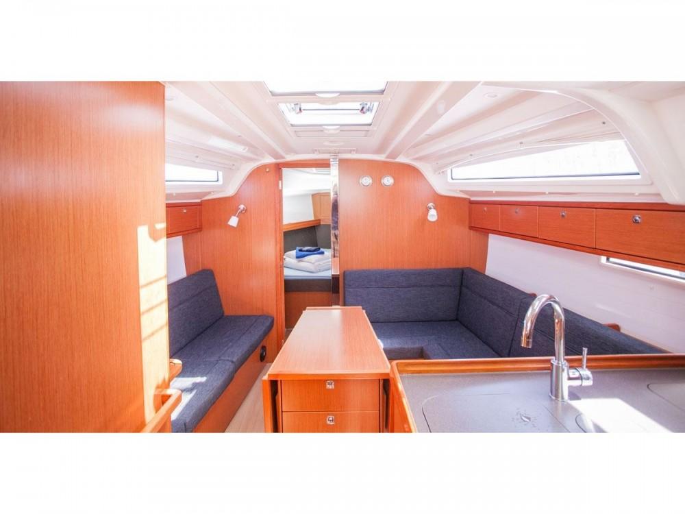 Location Voilier à ACI Marina Dubrovnik - Bavaria Bavaria Cruiser 37