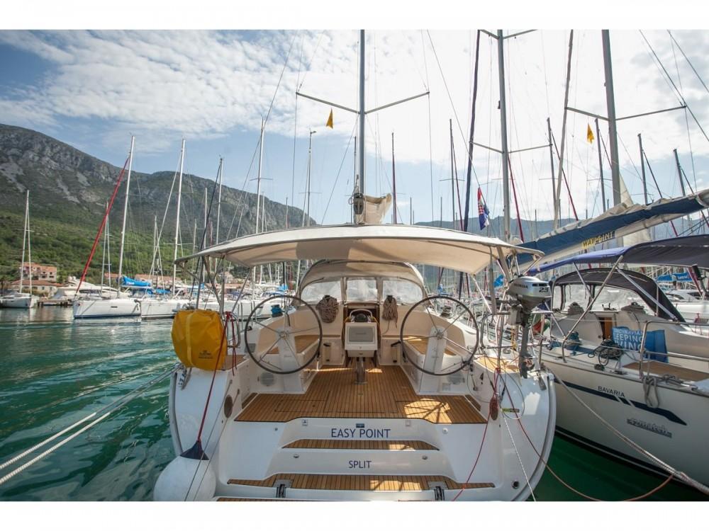 Location bateau Bavaria Bavaria Cruiser 46 à ACI Marina Dubrovnik sur Samboat