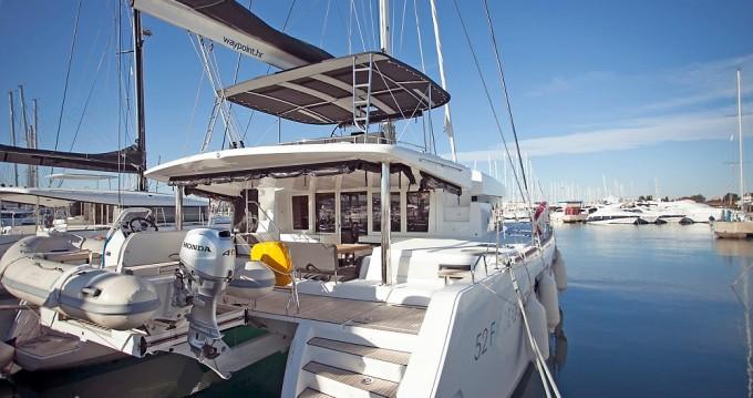 Lagoon Lagoon 52 F entre particuliers et professionnel à Trogir