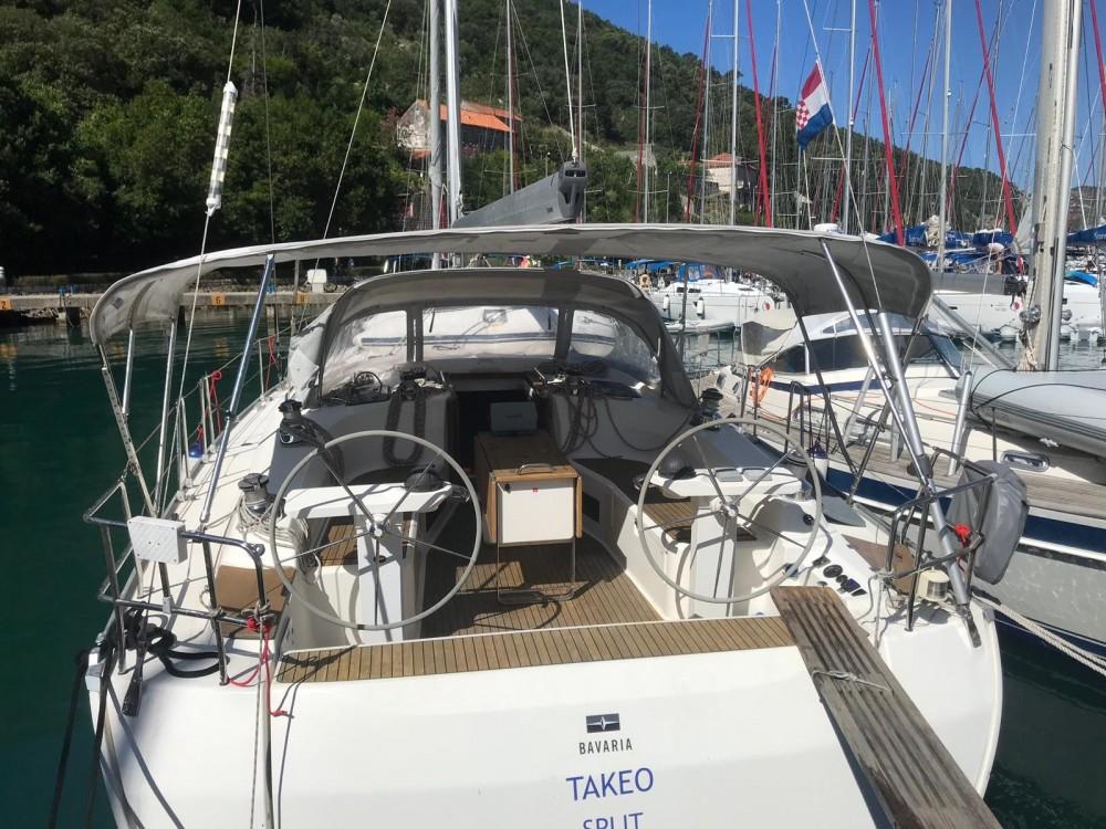 Location bateau Dubrovnik pas cher Bavaria Cruiser 45 OW.