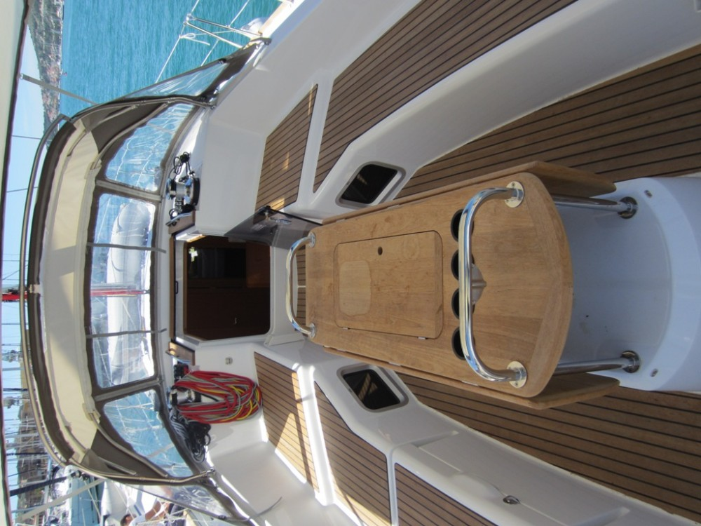 Location yacht à Trogir - Jeanneau Sun Odyssey 50DS sur SamBoat