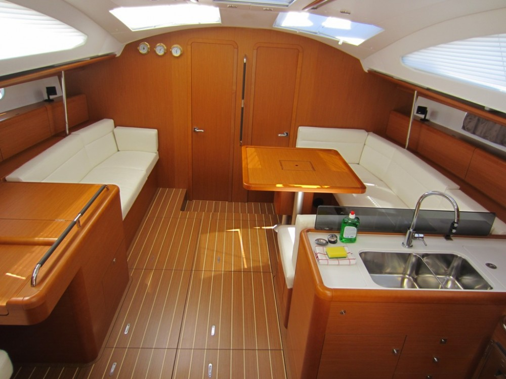 Location bateau Trogir pas cher Sun Odyssey 50DS