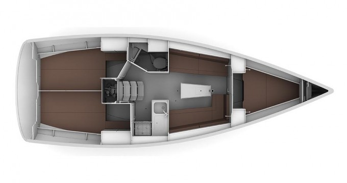 Location bateau Bavaria Cruiser 34 à Dubrovnik sur Samboat