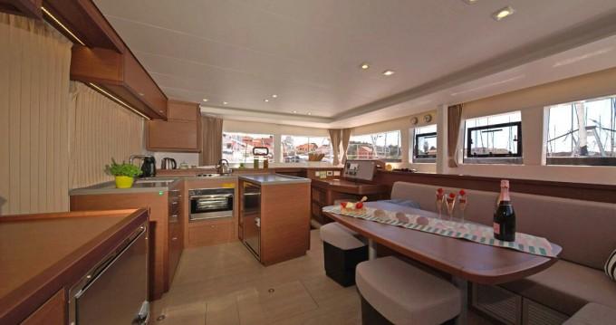 Location yacht à Trogir - Lagoon Lagoon 450 F sur SamBoat