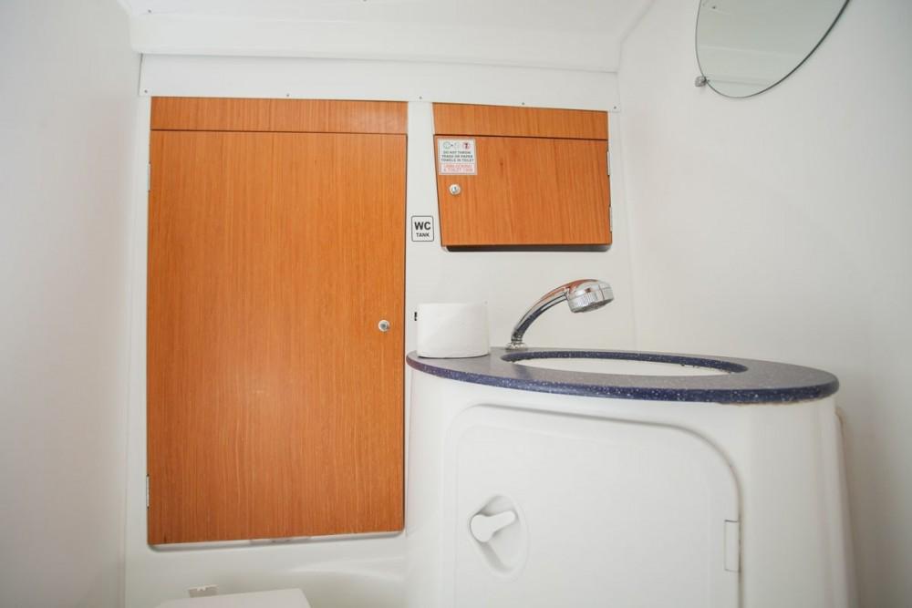 Location bateau ACI Marina Dubrovnik pas cher Cyclades 50.5