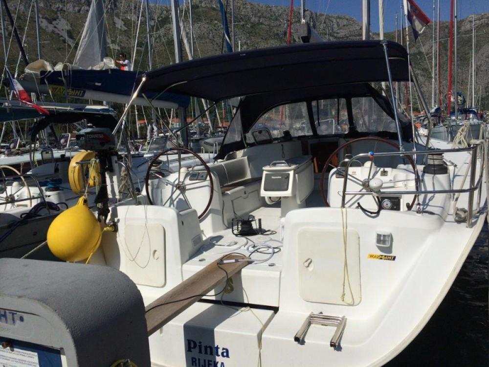 Location Voilier à ACI Marina Dubrovnik - Bénéteau Cyclades 50.5