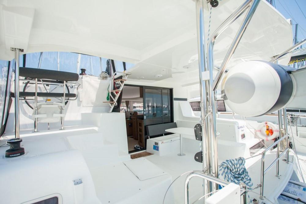 Location bateau Lagoon Lagoon 42 à Trogir sur Samboat