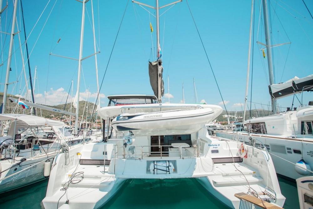 Lagoon Lagoon 42 entre particuliers et professionnel à Trogir