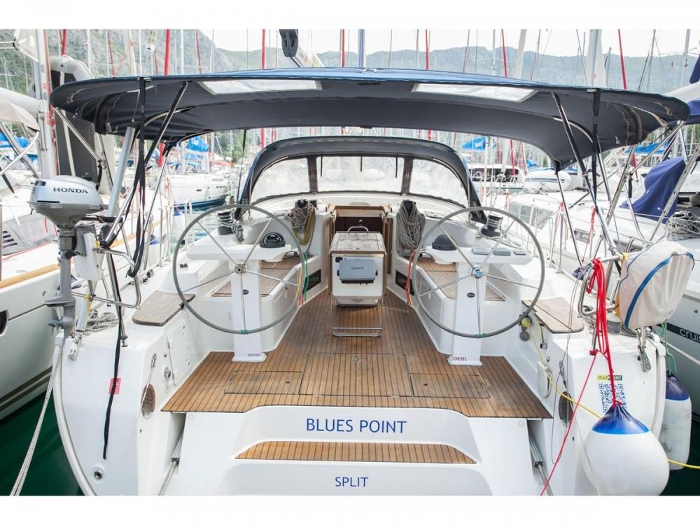 Location Voilier à ACI Marina Trogir - Bavaria Bavaria Cruiser 45