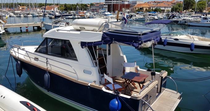 Location bateau Biograd pas cher Adria Event 850