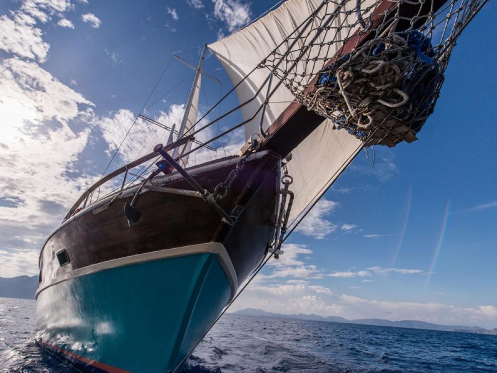 Location bateau  Gulet à Marina Gouvia sur Samboat