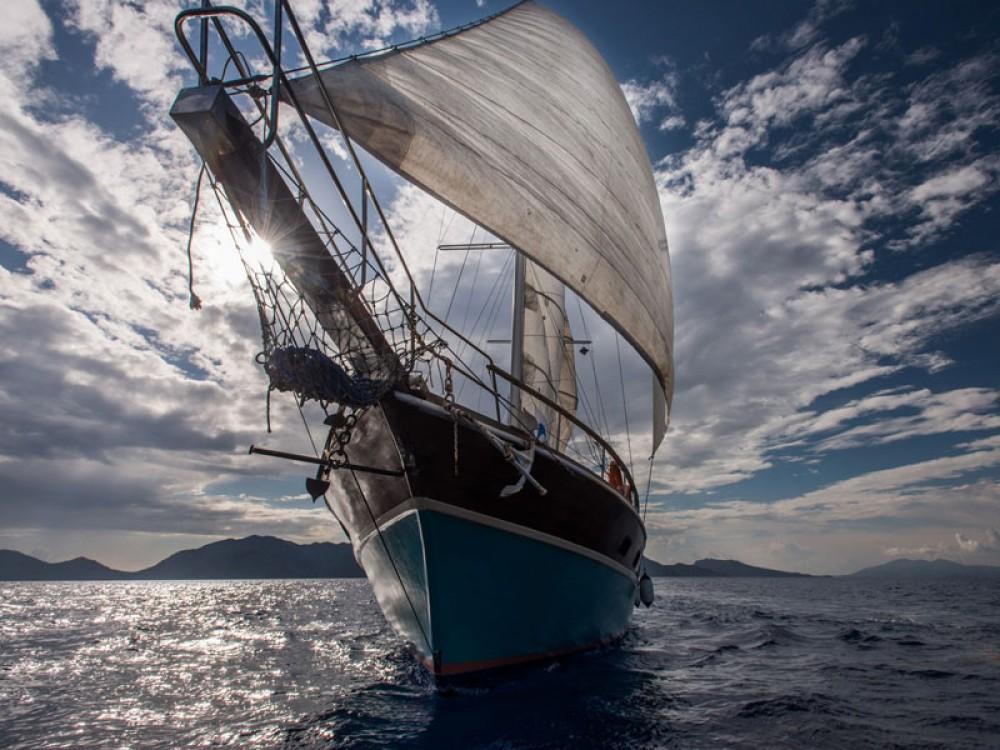 Location yacht à Marina Gouvia -  Gulet sur SamBoat