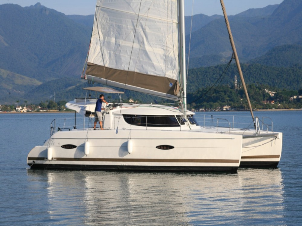 Location yacht à Paraty - Fountaine Pajot Lipari 41 sur SamBoat