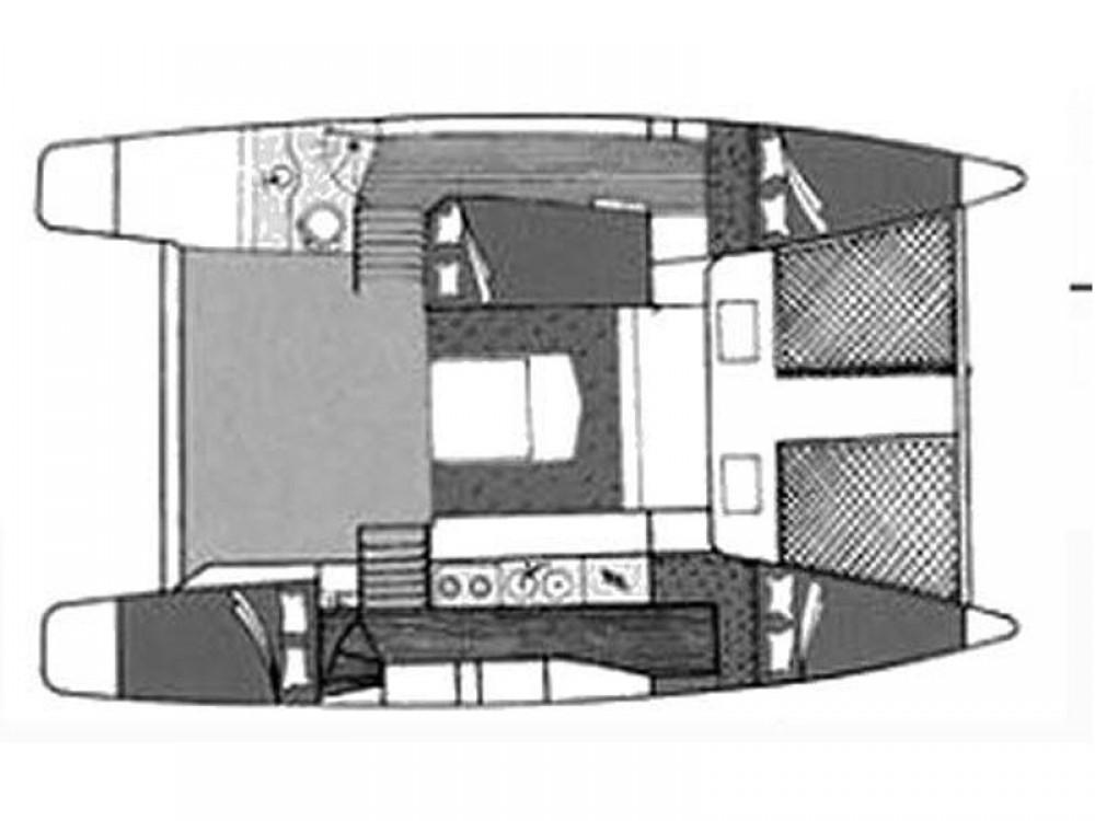 Louer Catamaran avec ou sans skipper Seawind à Angra dos Reis