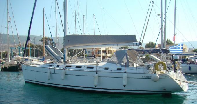 Location bateau Bénéteau Cyclades 50.5 à Lefkada (Île) sur Samboat