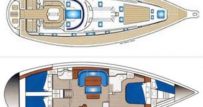 Location bateau Álimos pas cher Ocean Star 51.2