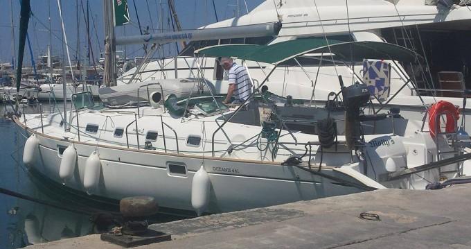 Location bateau Bénéteau Oceanis 461 à Préveza sur Samboat