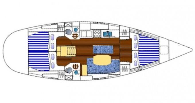 Location Voilier à Préveza - Bénéteau Oceanis 461