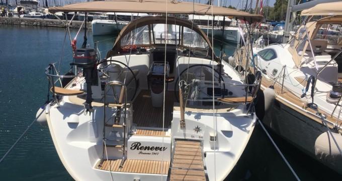 Location bateau Jeanneau Sun Odyssey 43 à Álimos sur Samboat