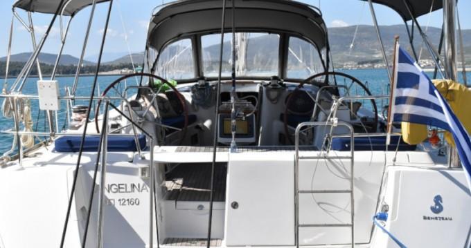 Location bateau Volos pas cher Oceanis 54