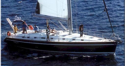Louez un Ocean Ocean Star 56.1- 6 cabins à Álimos