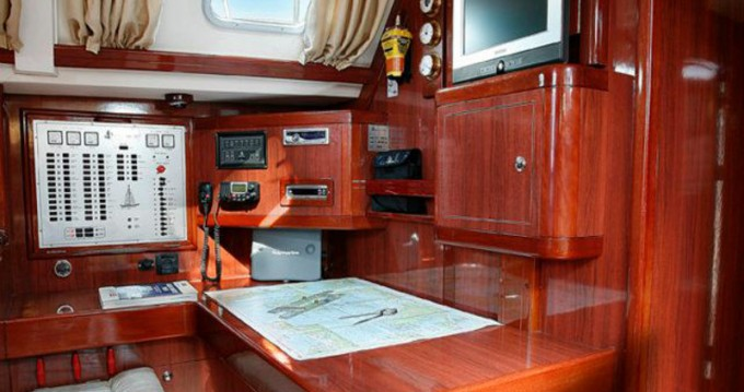 Ocean Ocean Star 56.1- 6 cabins entre particuliers et professionnel à Álimos
