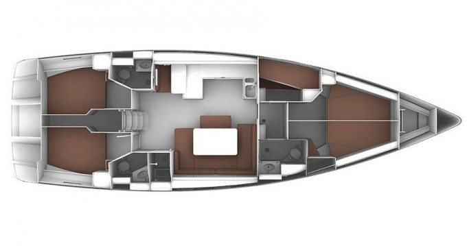 Louez un Bavaria Cruiser 51 à Lávrio