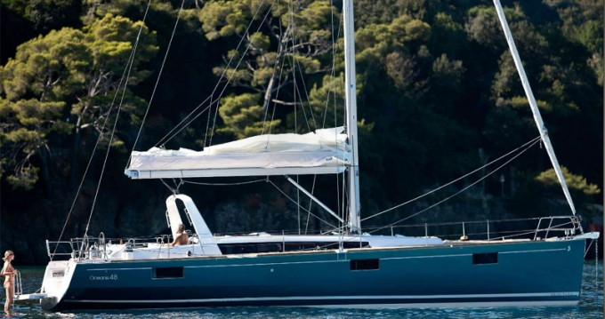 Location bateau Bénéteau Oceanis 48 à Kos sur Samboat