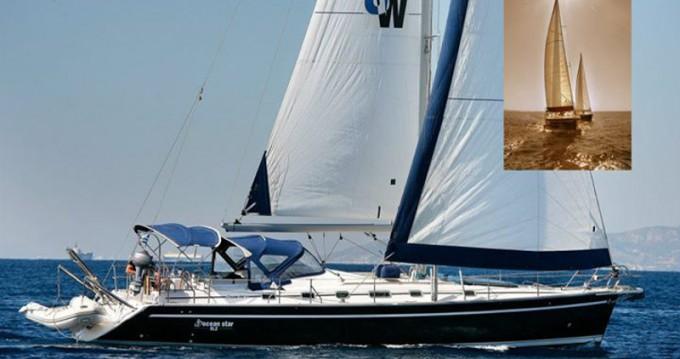 Location yacht à Athènes - Ocean Ocean Star 51.2 sur SamBoat