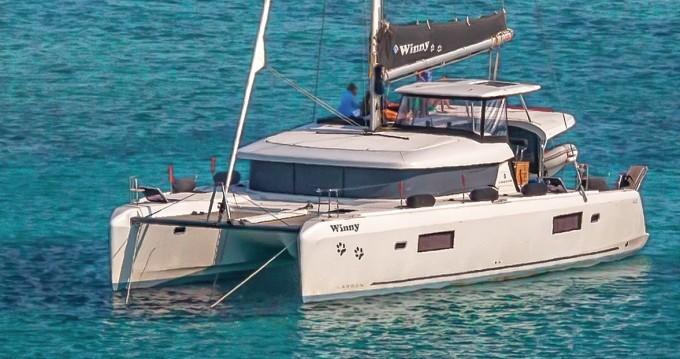 Location bateau Foinikas pas cher Lagoon 42