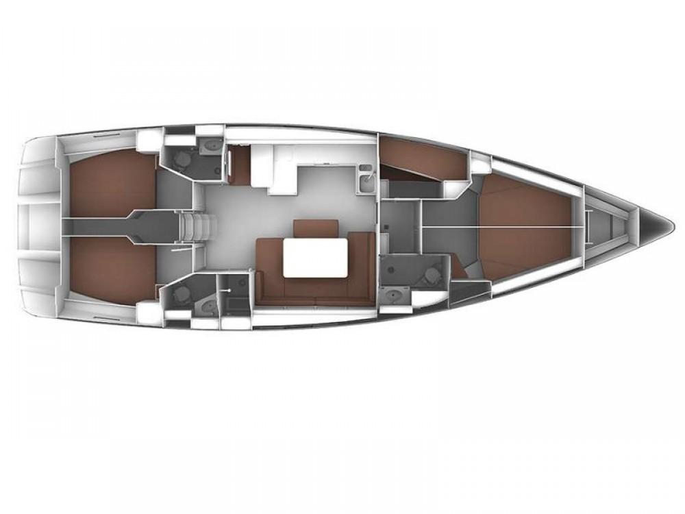 Location bateau Álimos pas cher Bavaria Cruiser 51