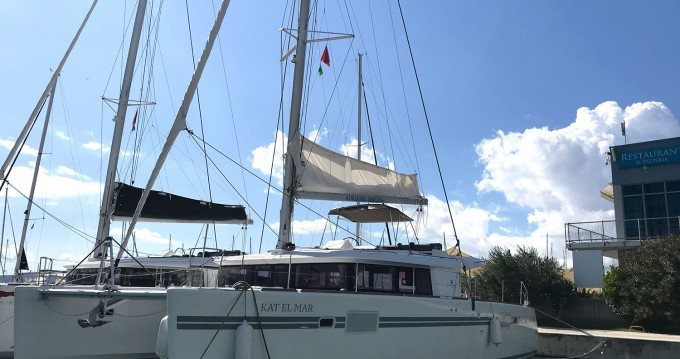 Location bateau Kaštel Gomilica pas cher Lagoon 450 F
