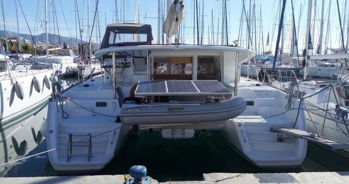 Location Catamaran à Álimos - Lagoon Lagoon 400 S2