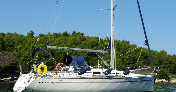Location yacht à Zadar - Elan Elan 333 sur SamBoat