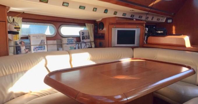 Location bateau Gouviá pas cher Sun Odyssey 54 DS