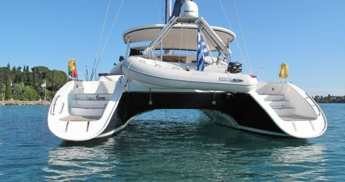 Alliaura-Marine Privilege 495 entre particuliers et professionnel à Gouviá