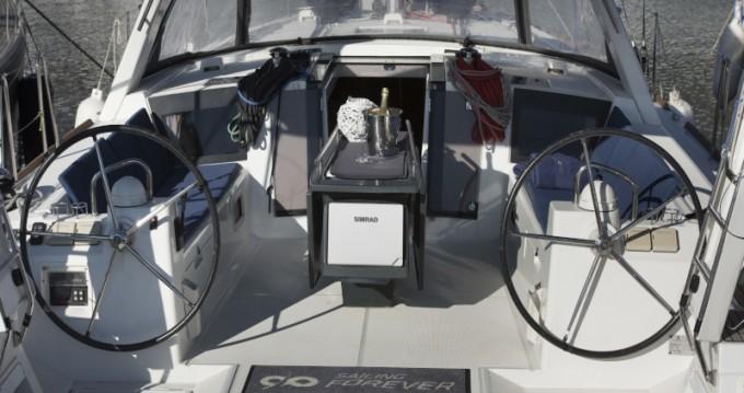Location bateau Kaštel Gomilica pas cher Oceanis 45