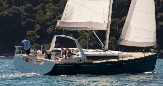 Location bateau Kaštel Gomilica pas cher Oceanis 48