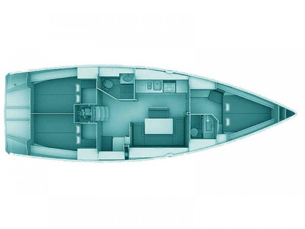 Location yacht à Volos - Bavaria Bavaria Cruiser 40 sur SamBoat